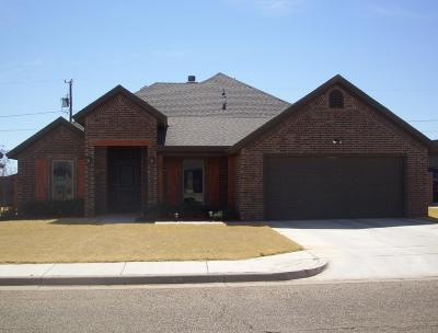 Wolfforth Rental Under Contract: 807 12th Street