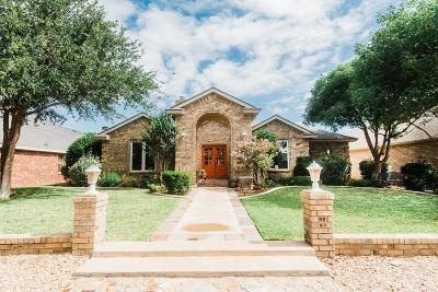 Lubbock Single Family Home For Sale: 5806 111th Street