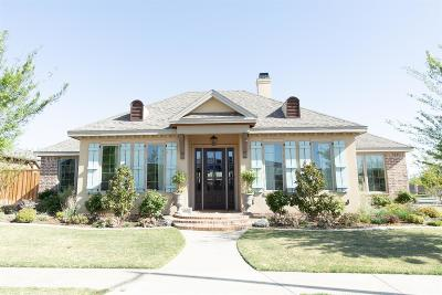 Lubbock Single Family Home For Sale: 4802 116th Street