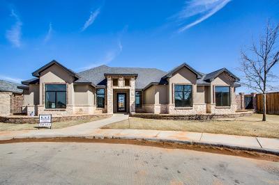 Lubbock Single Family Home For Sale: 12011 Uxbridge Avenue