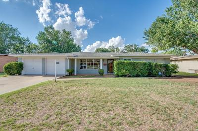 Lubbock Single Family Home For Sale: 4006 49th Street
