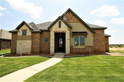 Lubbock Single Family Home For Sale: 3709 118th Street