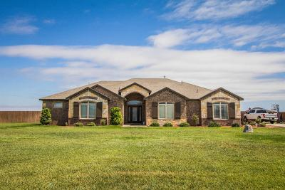 Lubbock Single Family Home For Sale: 2008 County Road 7570