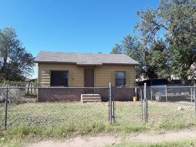 Lubbock Single Family Home For Sale: 2803 Dartmouth Street
