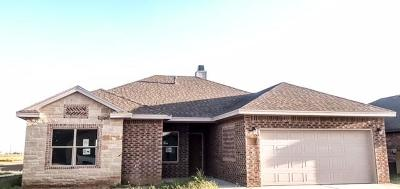 Lubbock Single Family Home For Sale: 5012 Lehigh Street