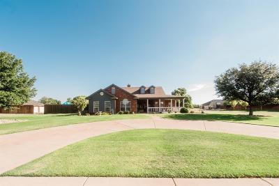 Lubbock Single Family Home Contingent: 6402 County Road 7410