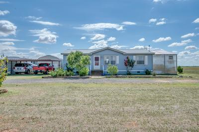 Lubbock Single Family Home For Sale: 8904 N County Road 2800