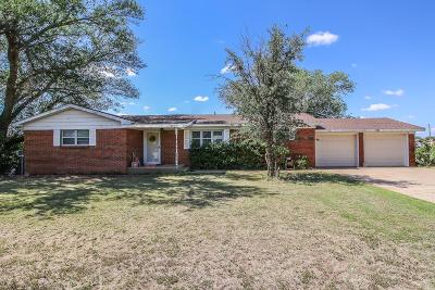 Lubbock TX Single Family Home For Sale: $115,000