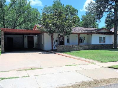 Lubbock TX Single Family Home For Sale: $227,750