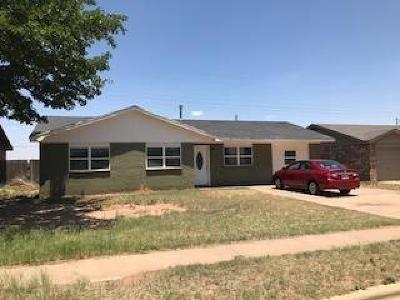 Single Family Home Under Contract: 4516 Marshall Street