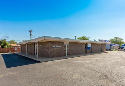 Lubbock Commercial Under Contract: 1810 50th Street