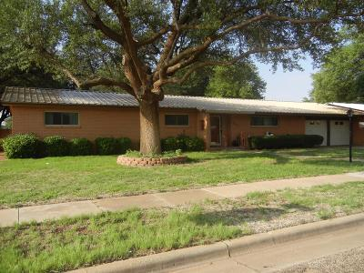 Single Family Home For Sale: 1001 N 20th