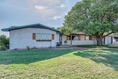 Lubbock TX Single Family Home Under Contract: $300,000