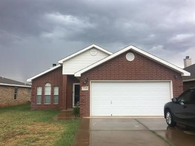 Single Family Home For Sale: 7509 Quanah Avenue