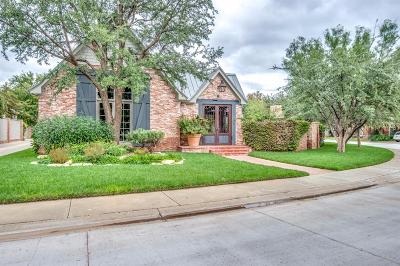 Lubbock Single Family Home For Sale: 4809 19th Street