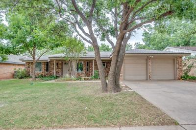 Single Family Home For Sale: 7918 Vicksburg Avenue