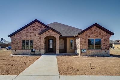 Wolfforth TX Single Family Home For Sale: $279,500