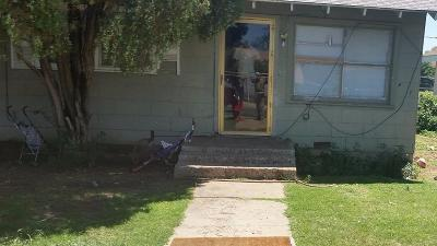 Lubbock County Single Family Home For Sale: 1812 E 25th Street