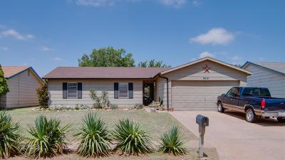 Single Family Home Under Contract: 9516 Belton Avenue