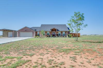 Shallowater Single Family Home For Sale: 8323 County Road 6000