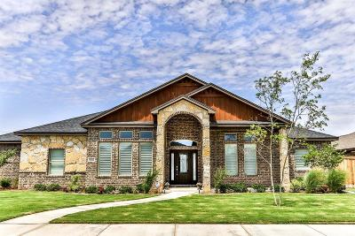 Single Family Home For Sale: 9606 Justice Avenue