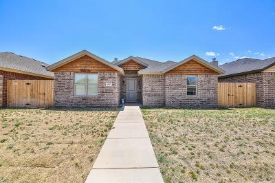 Lubbock Garden Home For Sale: 6533 8th Street
