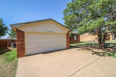 Single Family Home For Sale: 5520 Harvard Street