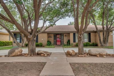Lubbock TX Single Family Home For Sale: $294,999