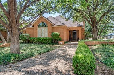 Lubbock Garden Home For Sale: 4413 7th Street