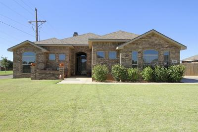 Lubbock Single Family Home For Sale: 6901 89th Street
