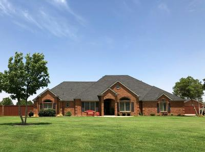 Lubbock Single Family Home For Sale: 5514 County Road 7550