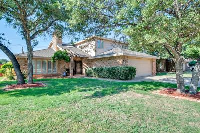Lubbock Single Family Home For Sale: 4934 75th Street