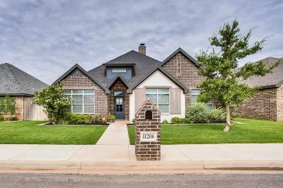 Lubbock Single Family Home Under Contract: 11206 Gardner Avenue