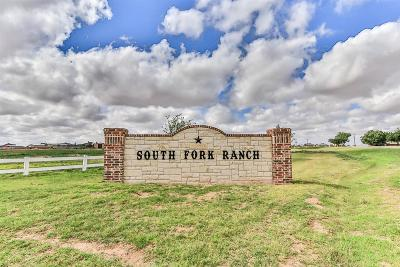 Lubbock Residential Lots & Land For Sale: 17203 Farm Road 1730