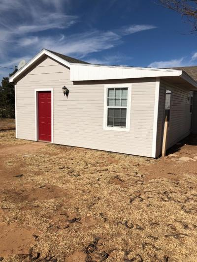 Shallowater Single Family Home For Sale: 8609 W County Road 6400
