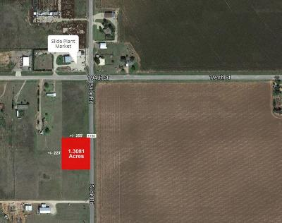 Lubbock Commercial Lots & Land For Sale: 19606 Slide