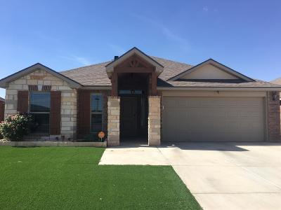 Lubbock TX Single Family Home For Sale: $204,900