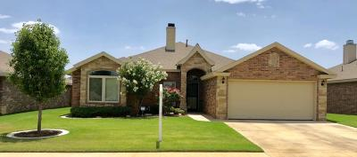 Lubbock TX Single Family Home For Sale: $236,250