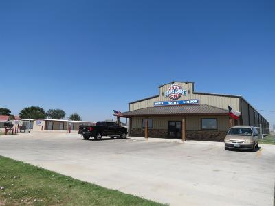 Lubbock Commercial For Sale: 8249 N Farm Road 1264