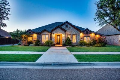 Lubbock Single Family Home Under Contract: 6108 90th Street