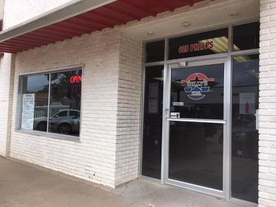 Bailey County, Lamb County Commercial For Sale: 425 Phelps