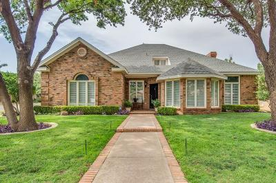 Single Family Home For Sale: 5514 83rd Street