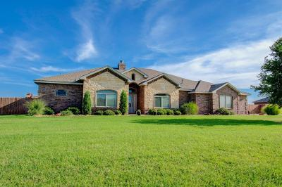 Lubbock TX Single Family Home Under Contract: $360,000