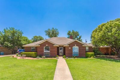 Shallowater Single Family Home For Sale: 1428 7th Street
