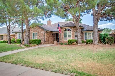 Lubbock TX Single Family Home Under Contract: $239,450