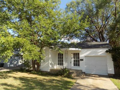 Single Family Home For Sale: 2215 23rd Street