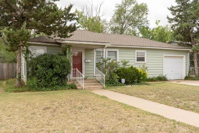 Single Family Home Under Contract: 3405 32nd Street