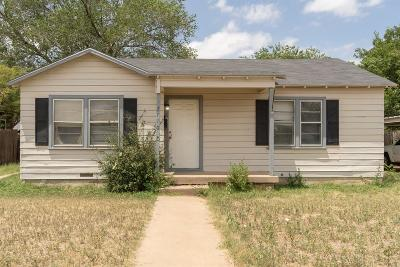 Single Family Home For Sale: 2710 41st Street