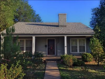 Single Family Home Under Contract: 2423 28th Street