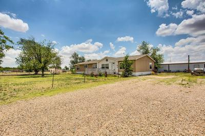 Lubbock Single Family Home Under Contract: 5613 County Road 6150